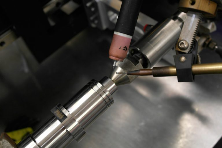 Automatic TIG Welding